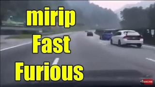Download Video Menyeramkan Abis.. BALAPAN Mobil di Jalan Raya Umum MP3 3GP MP4