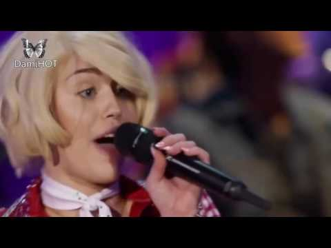 Miley Cyrus - Do My Thang live MTV Unplugged