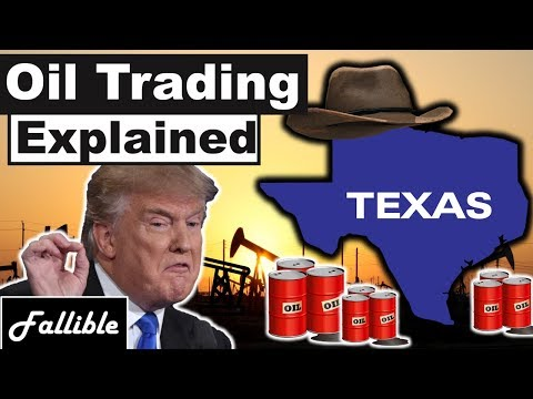Market Crash In Oil? | Price of Oil Trading Explained