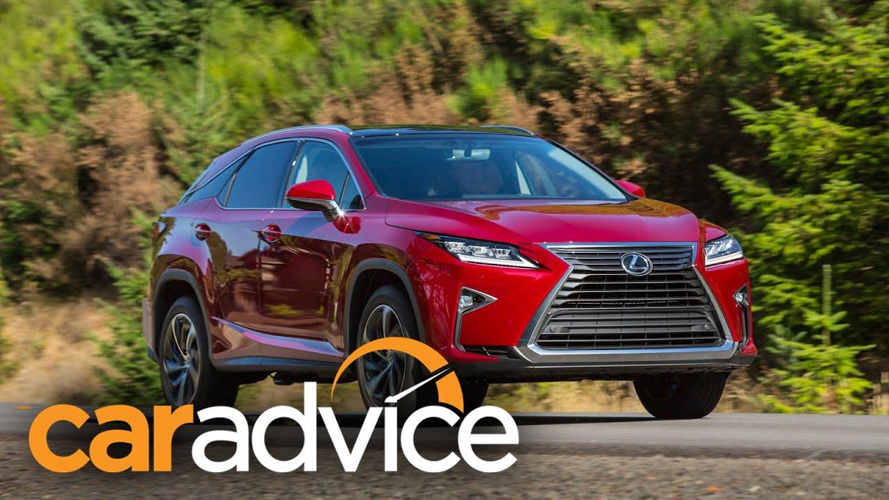 Creative 2016 Lexus RX200t Review  RX International Launch  YouTube