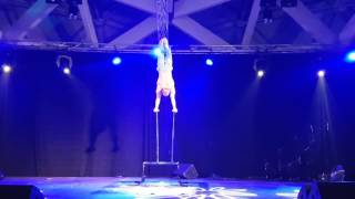 attila fabian handstand act