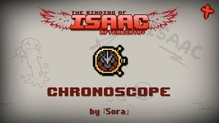 Binding of Isaac: Afterbirth+ Mod: Chronoscope