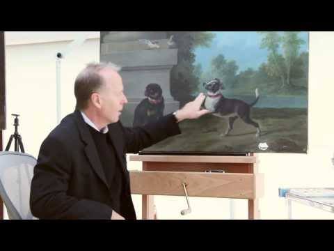 Art This Week-At The Dallas Museum of Art-Paintings Conservation Studio-Mark Leonard Interview