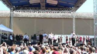 Supertones - Adonai and Supertones Strike Back - Sonshine Fest 2010
