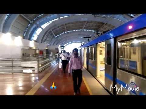 Alandur to Chennai Airport | Short Metro ride | Travel Info