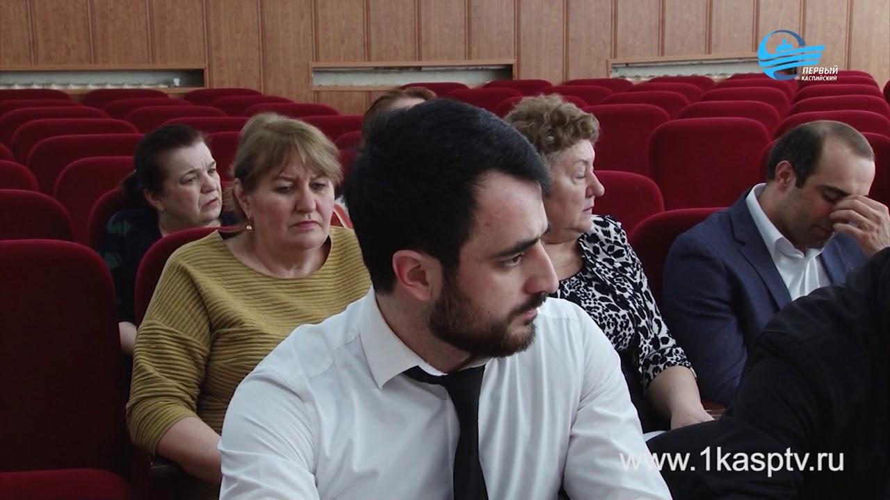 В городской администрации состоялась 26 очередная сессия Собрания депутатов шестого созыва