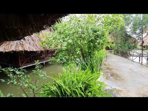 Quán nhậu bờ sông - Quán nhậu sân vườn