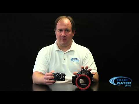Olympus E-PL5 underwater housing review