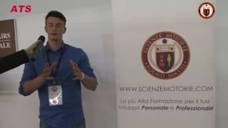 Testimonianza - Summit Scienze Motorie Milano 2016