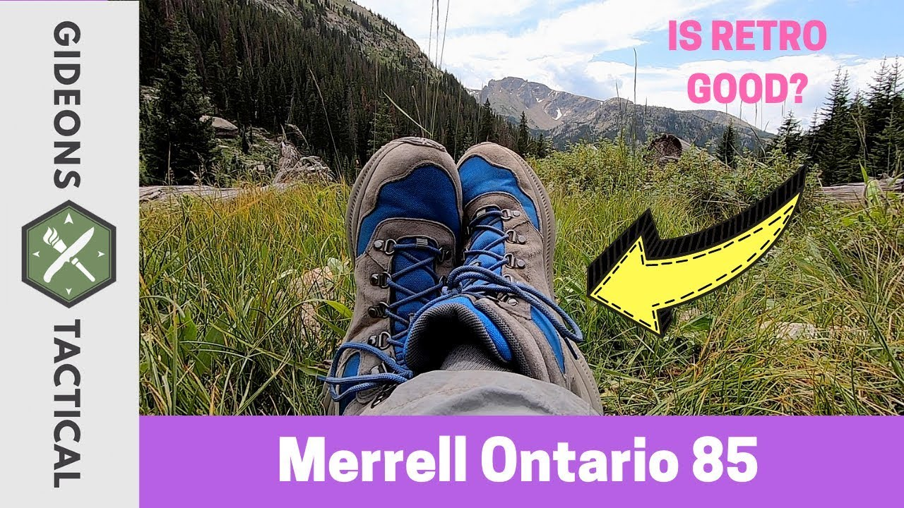 Is Retro Good? Merrell Ontario 85 Boots