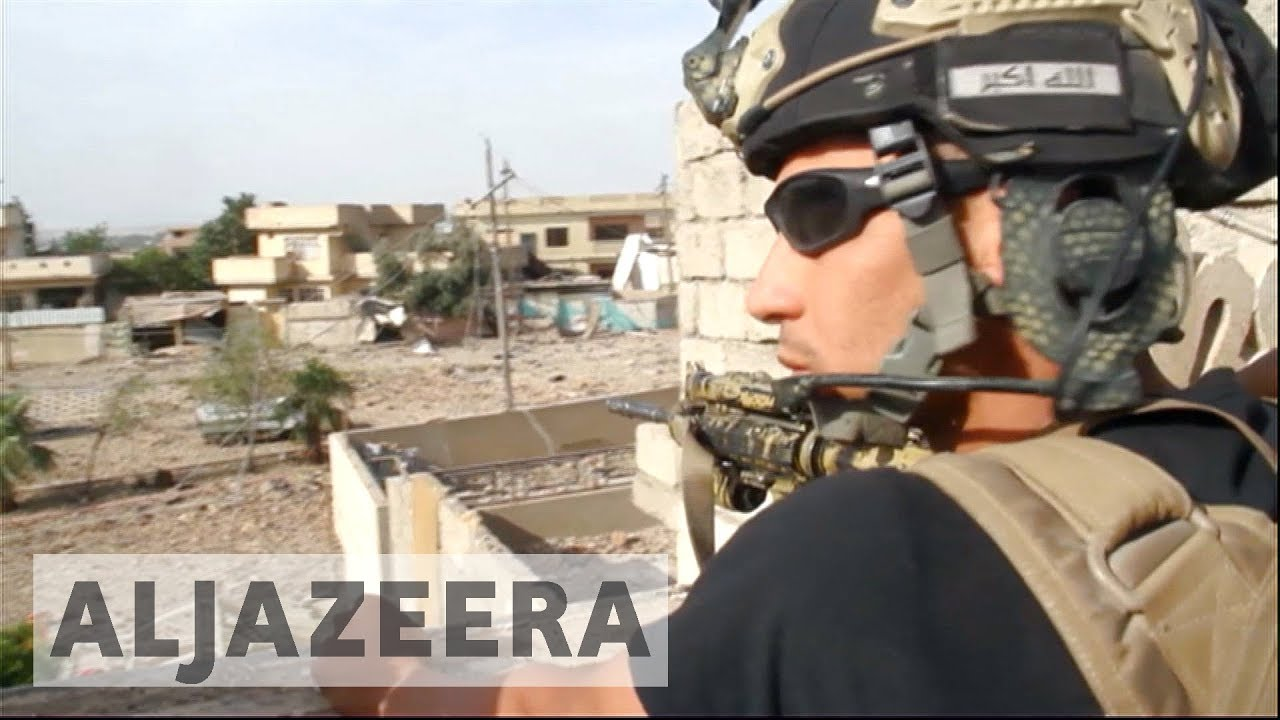 Iraqi forces close in on ISIL fighters in Mosul's Old City