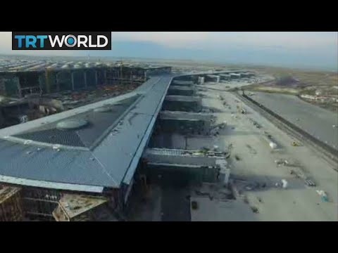 Istanbul New Airport: World's busiest airport to open in October