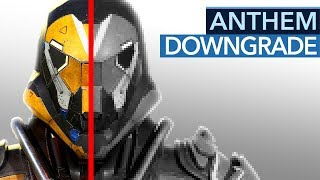 Downgrade-Check: Anthem 2019 gegen E3 Demo 2017