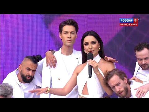 Зара и Марк Тишман - Негордая / Zara And Mark Tishman - Negordaya ( @Россия 1  , 2021)