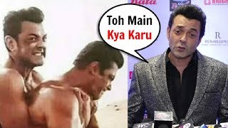 Bobby Deol Reaction On Race 3 WORST Movie Ever