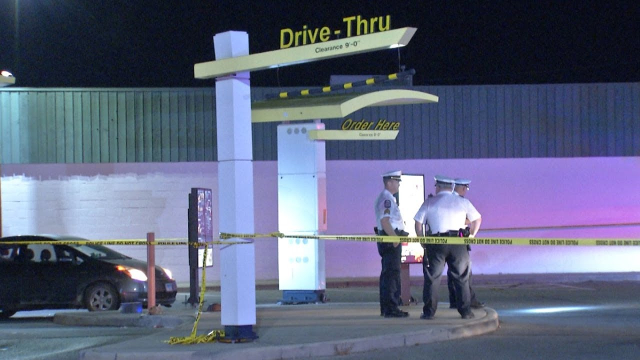 At least 1 dead, 7 injured in shooting outside McDonald's in ...