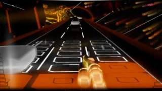 Napalm Death (A) Necessary Evil ▐ Audiosurf
