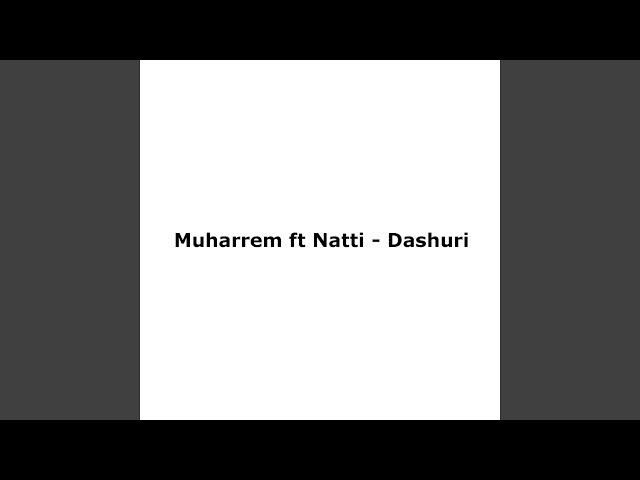 Dashuri (feat. Muharrem Ahmeti)