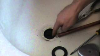 Removing a bathtub - How to DIY