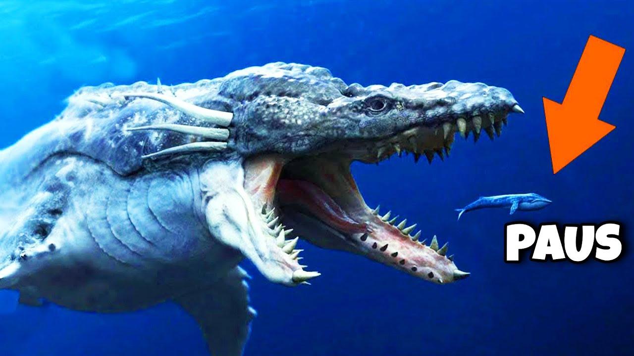 Download PENYELAM KAGET + MERINDING Ketika Melihat Ada Hewan yang Jauh Lebih Berbahaya dari Hiu Megalodon!