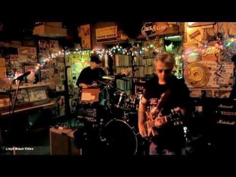 Alan Greene Band Black Night is Falling
