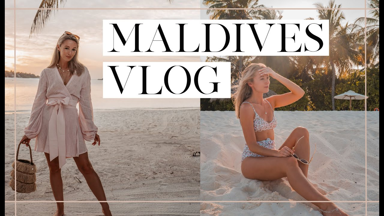 ONE WEEK IN PARADISE // Maldives Travel Vlog