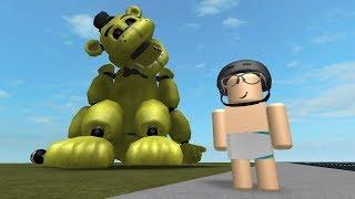 HE'S BACK!! - Roblox Adventures