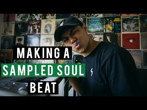 MAKING A SAMPLED SOUL BEAT | (Using Ableton Live)