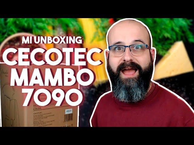👨🍳 MI UNBOXING de la CECOTEC MAMBO 7090 | La subred de Mario