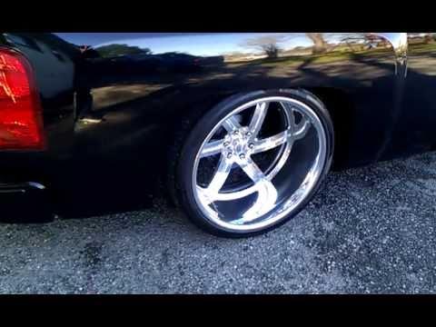24x15 CHEVY Silverado HD- First LOOK!! - YouTube