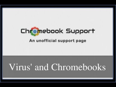 Chromebook Virus