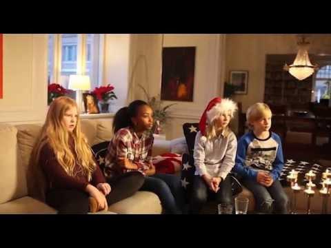 Expressens barnpanel ger årets julkalender