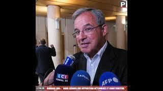 """Thierry Mariani (RN) : """"Nous serons une opposition déterminée et constructive"""" à la Région"""