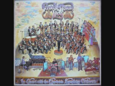Procol Harum - A Salty Dog (Live, 1971 - HQ audio)