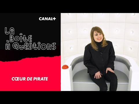 La Boîte à Questions de Cœur de Pirate – 06/03/2018