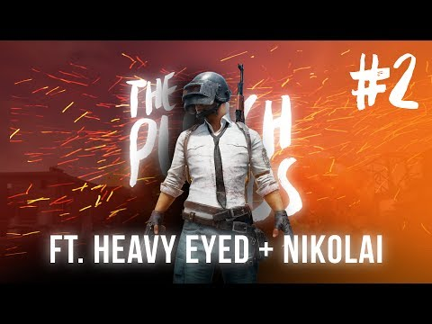 Reggie Fils-Aime Up // ft. Heavy Eyed & Nikolai - PlayerUnknown's Battlegrounds #2