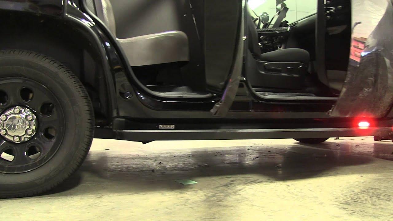 Chevy Tahoe Police Patrol Car Installation  YouTube