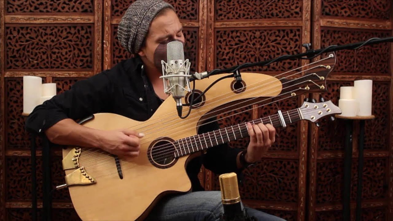 Billie Jean (Michael Jackson cover) - Calum Graham - Harp Guitar