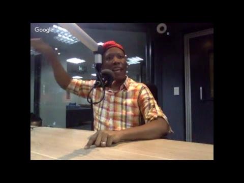 Julius Malema talks to JJ Tabane on POWER Perspective