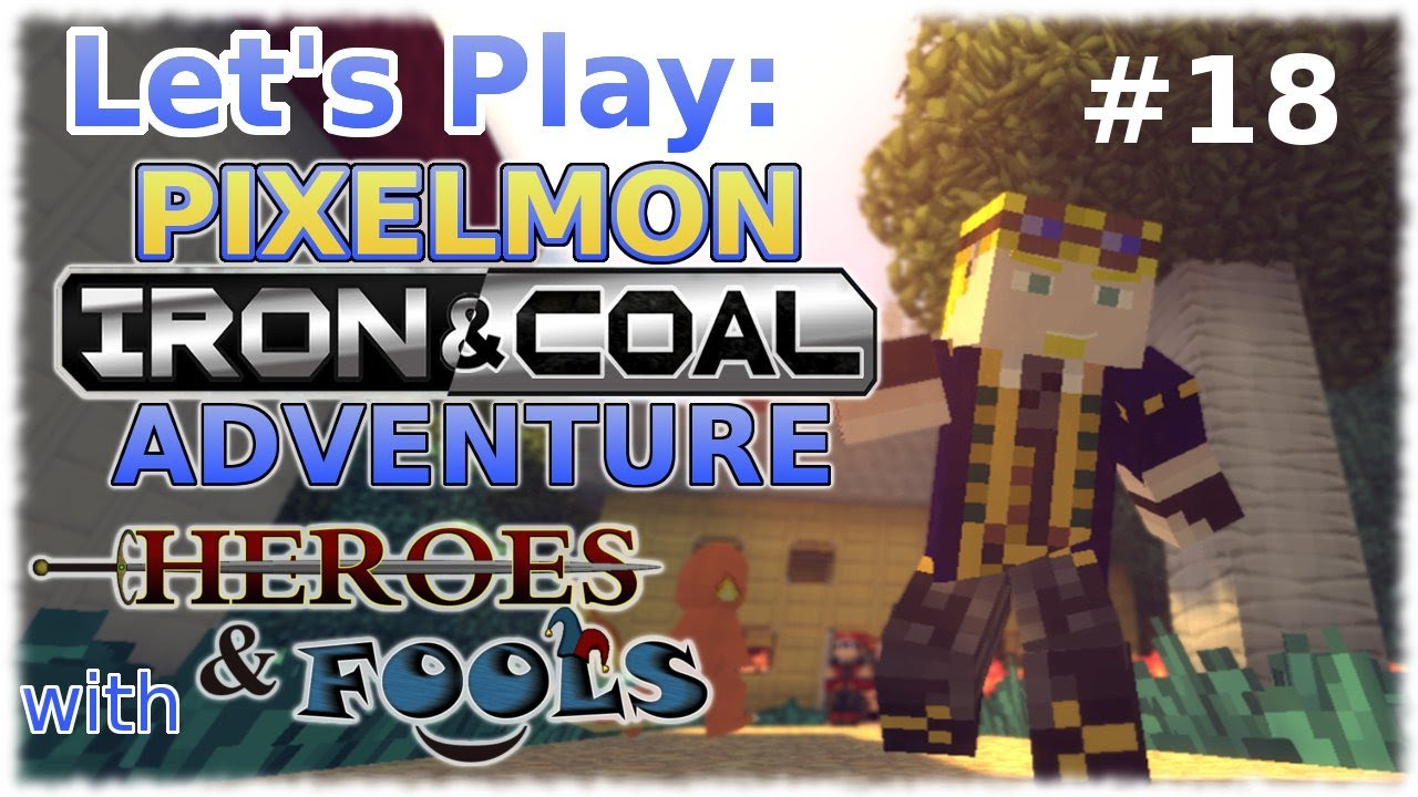Pixelmon Iron & Coal Server - Part 18 - The SS Aph by HeroesNFools Zeshin