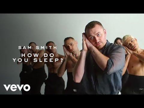 Смотреть клип Sam Smith - How Do You Sleep?