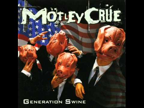 Клип Mötley Crüe - Generation Swine