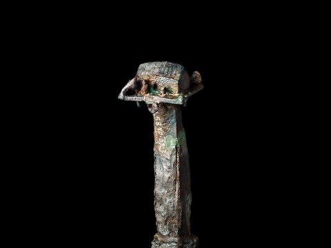 Vikingaexperten berättar: Kvinnan med staven