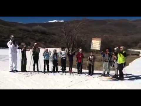 Soldier Hollow Charter School Olympic Team Videos 2015