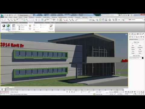 3ds Max and 3ds Max Design 2015  Extension 2 – Design Workspace
