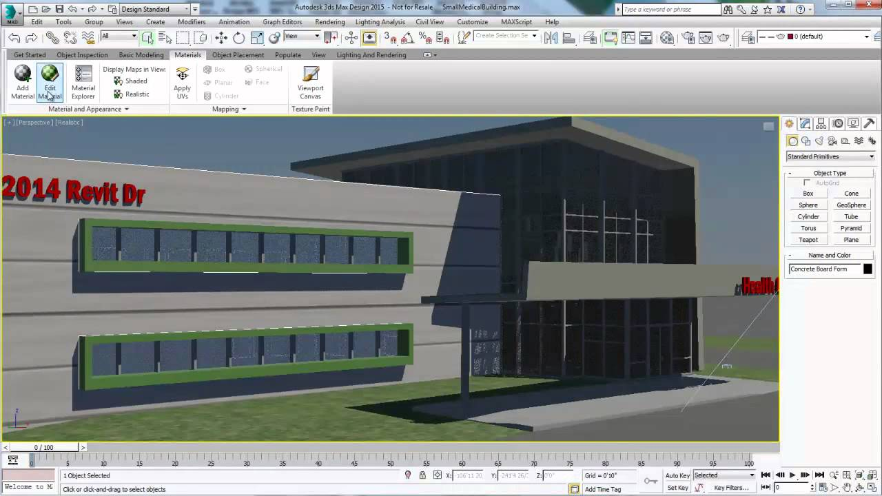 3ds max and 3ds max design 2015 extension 2 design for Decoration 3ds max