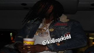 Repeat youtube video Tadoe Reveals Chief Keef Spent A Million Dollars On Chains From Johnny Dang