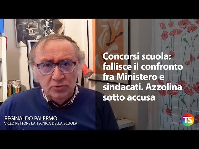 Concorsi scuola: fallisce il confronto fra Ministero e sindacati. Azzolina sotto accusa
