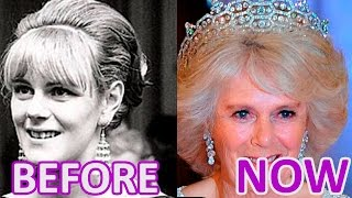 Woman And Time: CAMILLA, The Duchess Of Cornwall. BEFORE And NOW