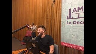 Entrevista de Gerónimo Rauch en la Once Diez (Audio)